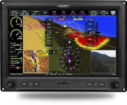 Instrumentation - Garmin G3X Touch - TAF