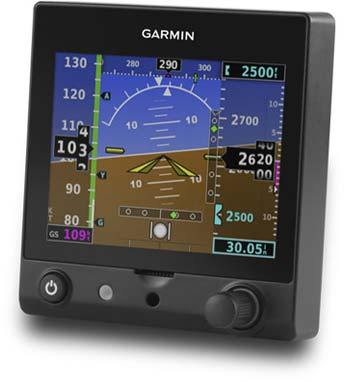 Garmin G5 Backup Instruments
