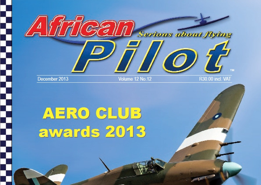 Africa Pilot Magazine