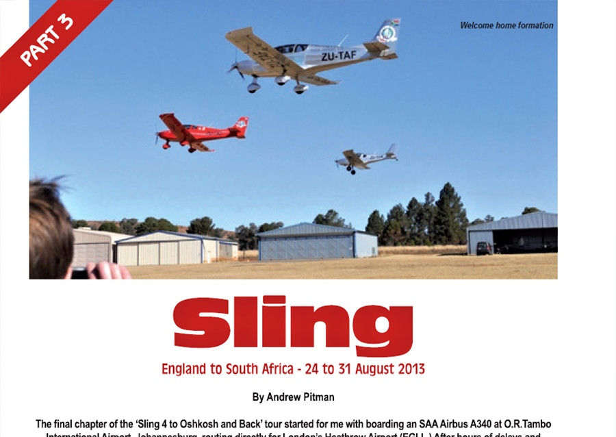 African Pilot Magazine