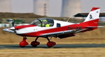 Sling Aircraft taking first, second and third prize at the Secunda Speed Rally 2019