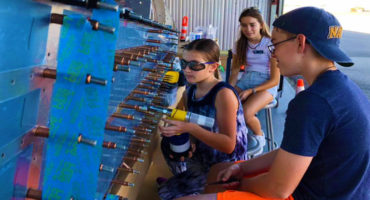 Naples Youth Aviation Build of Florida sees teenagers build a Sling 2 Aircraft
