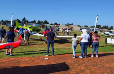 Sling Aircraft breakfast fly-in 2020 article by african pilot