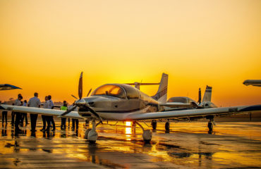 sign of the times online magazine features article on sling aircraft