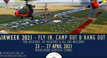 join sling aircraft at aero club airweek 2021