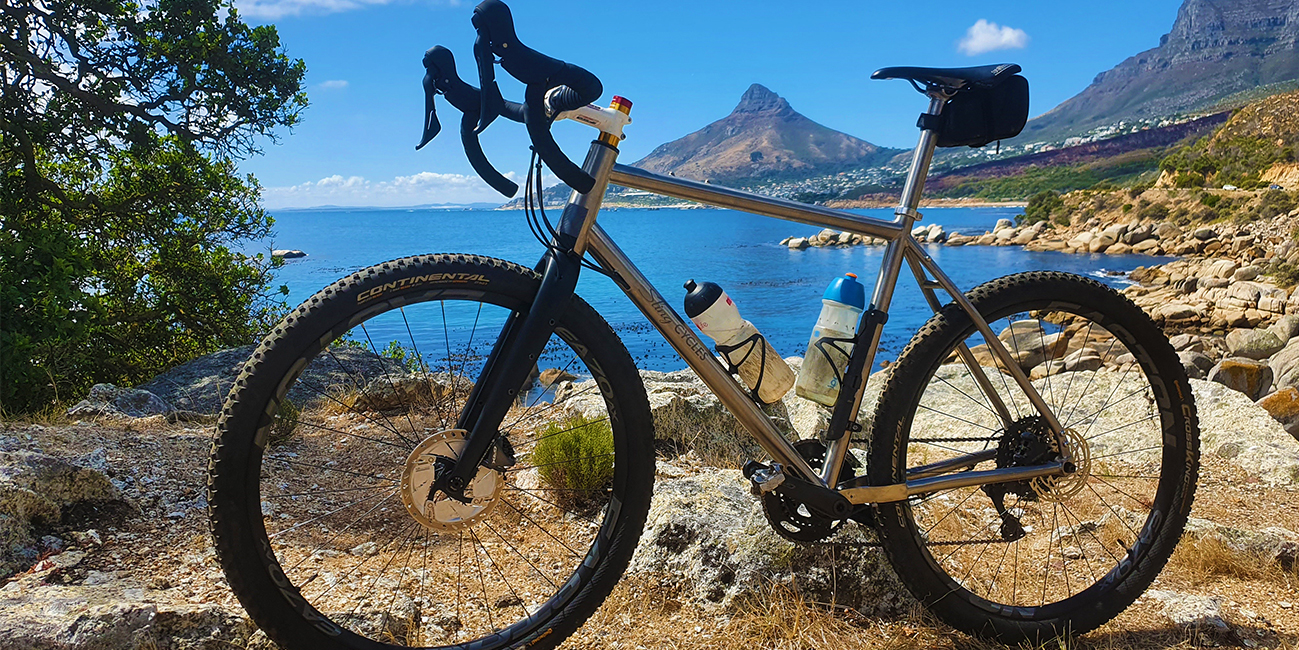 sling aircraft introduces the sling cycles tagati titanium bicycle